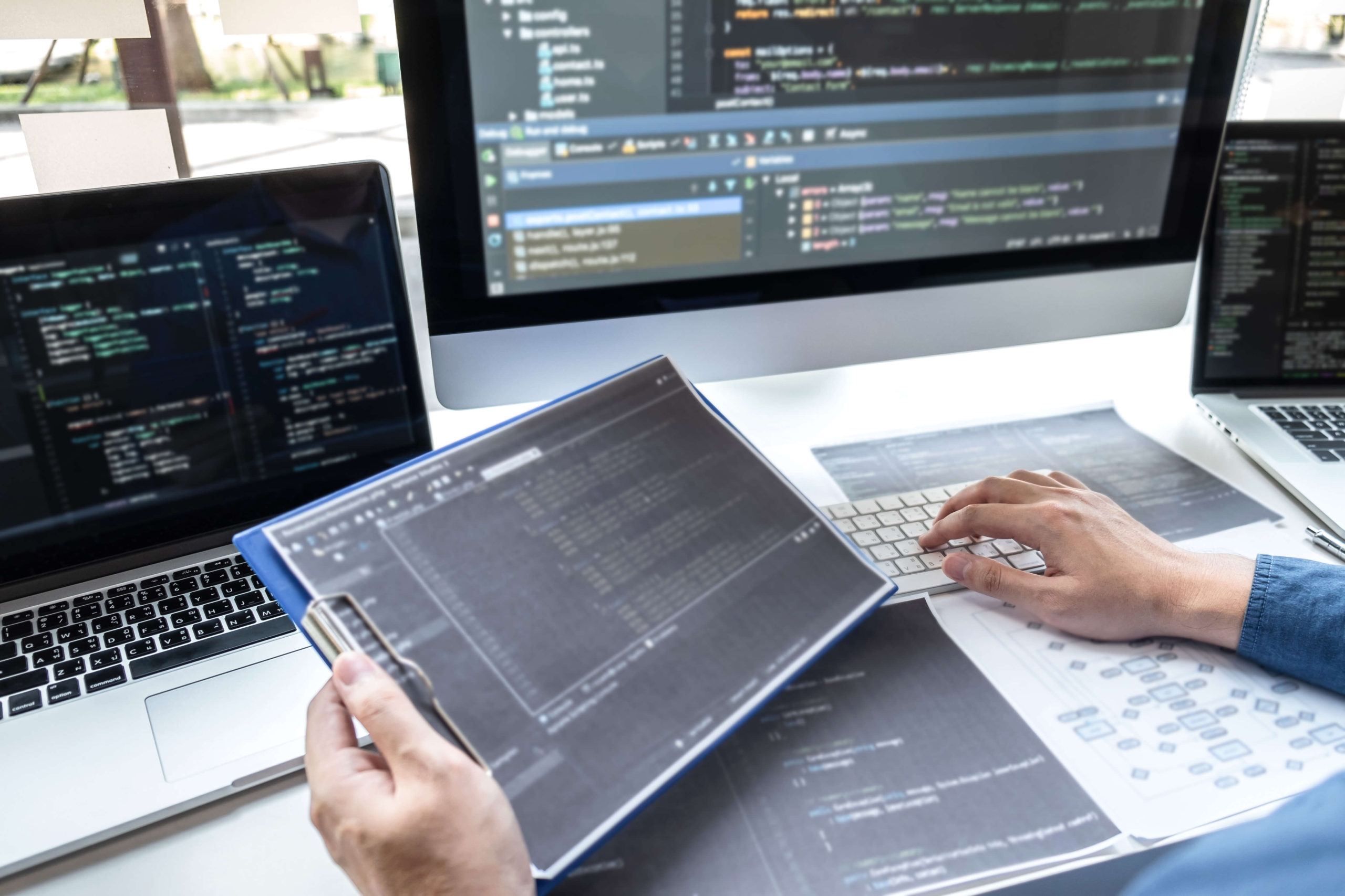 formacion programacion punto net empresa
