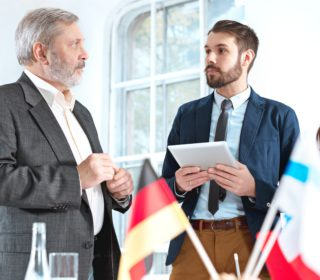 German language training for companies