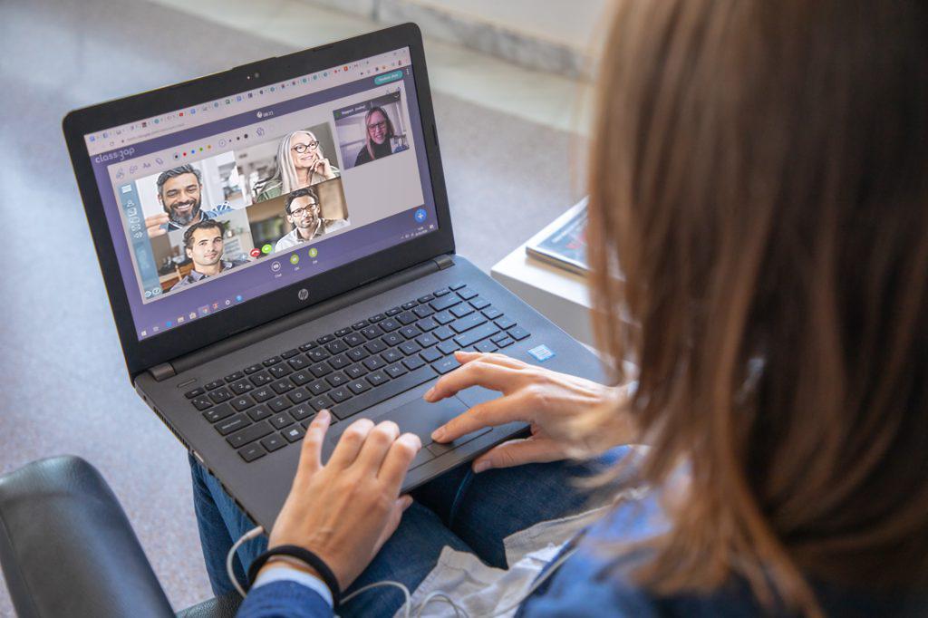 aula virtual liderazgo