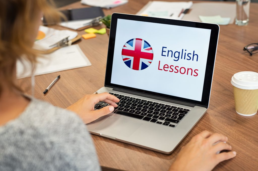 English classes for companies